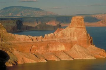 Lake Powell Gunsight Butte