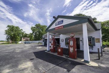 Route 66 AMBLERS TEXACO STATION 1