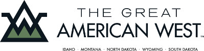 Logo The Great American West horizontal