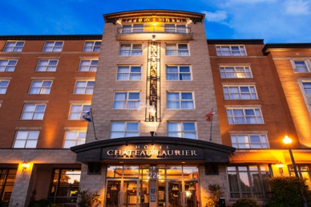 Tourweb-Fernweh-Angebote/Kanada/Hotel/QuebecCity/Chateau Laurier Quebec/Exterior