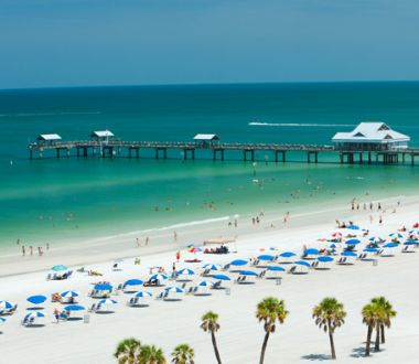 Tourweb-Fernweh-Angebote/USA/Clearwaterbeach