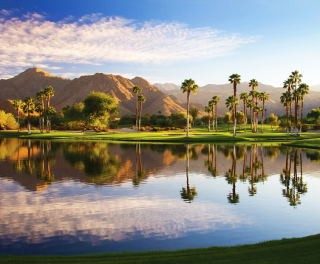 Tourweb-Fernweh-Angebote/USA/Palm Springs - Reflection